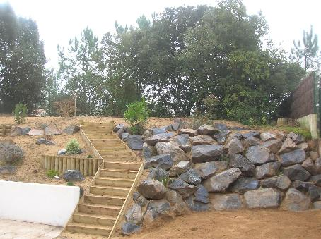 Am nagement de talus for Amenagement talus jardin