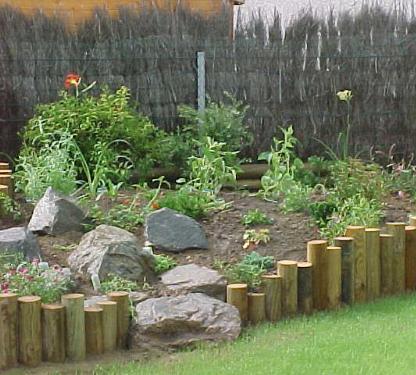 Rocaille for Plante de jardin vivace
