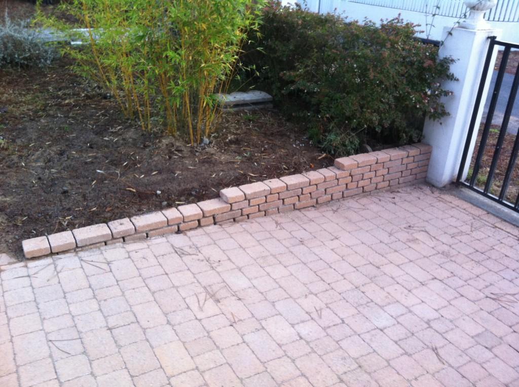 Bordures lerouvillois s am nagement de jardins for Amenagement bordure terrasse