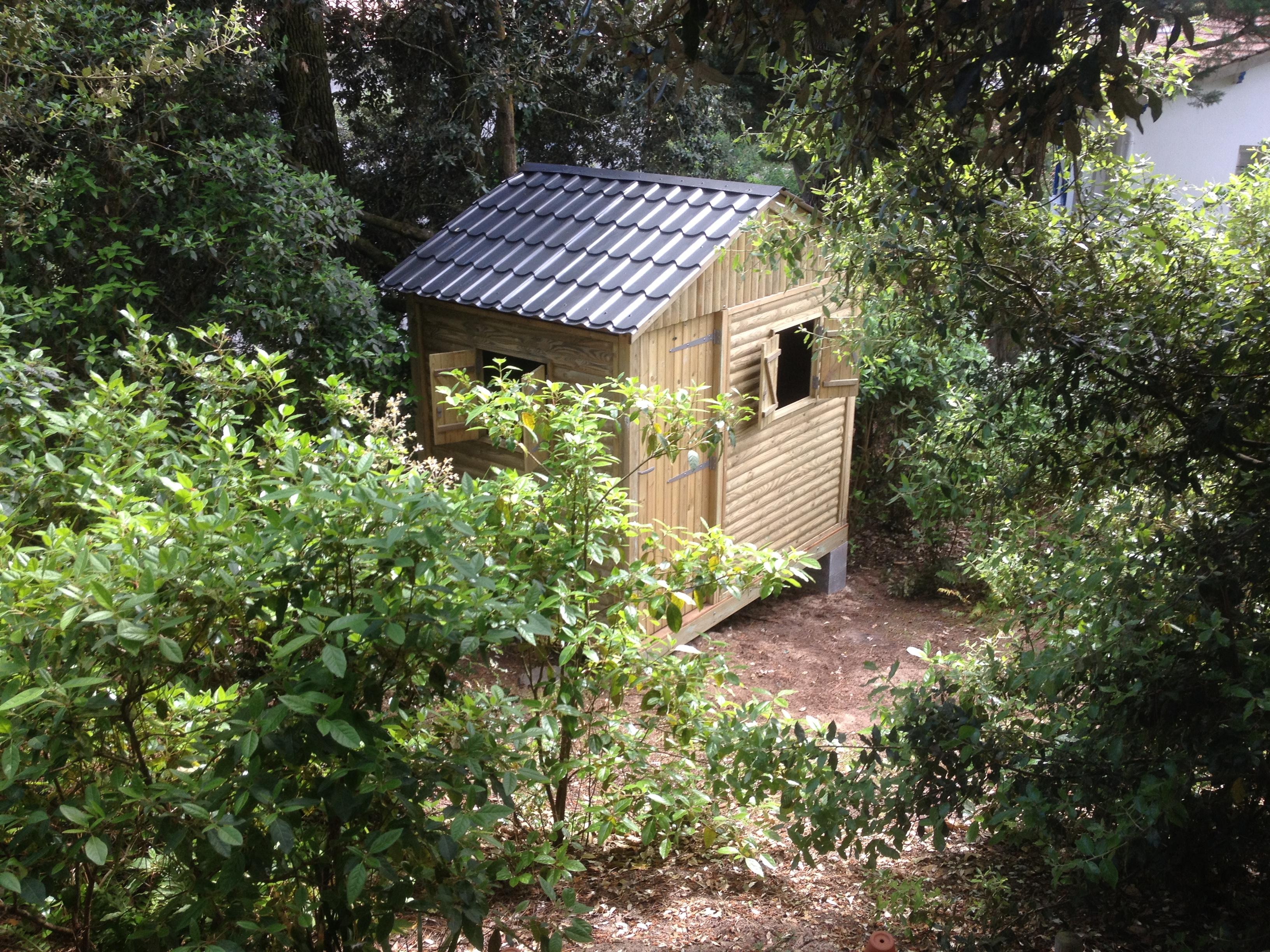 Abris De Jardin Lerouvillois S Am Nagement De Jardins # Abris De Jardin Elise